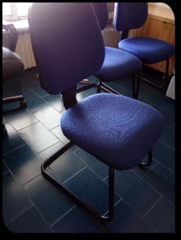 Bloccare Ruote Sedia Ufficio.Sedie Da Ufficio Rivarolo 21